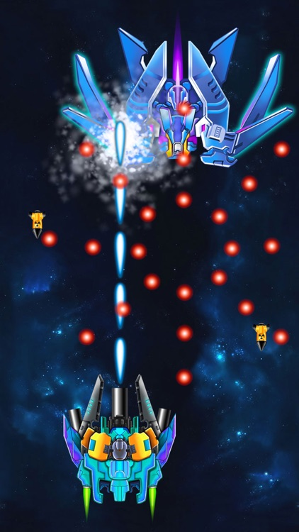 Galaxy Attack: Alien Shooter screenshot-3