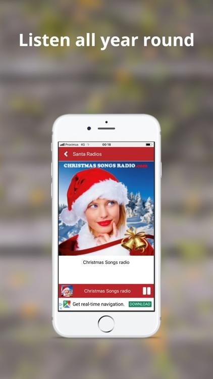 Santa's Christmas Radios screenshot-3