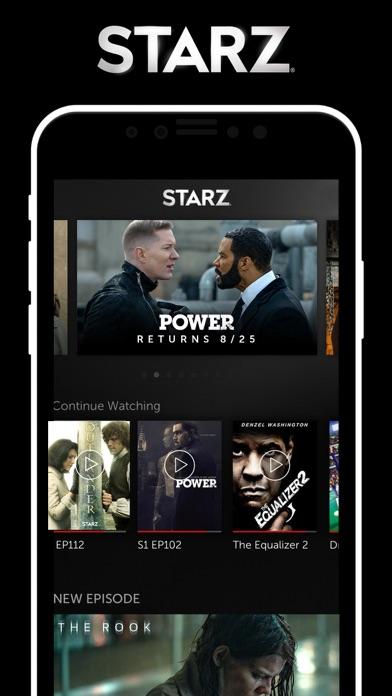 STARZ Screenshot