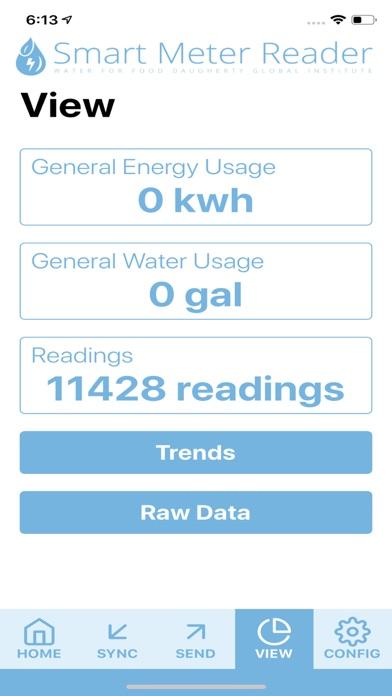 Smart Meter Reader screenshot #5