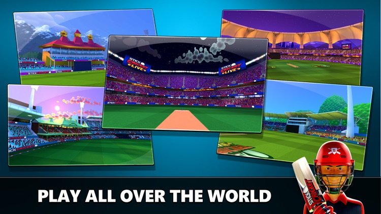 Stick Cricket Live screenshot-4