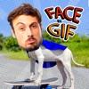 面对在Gif  - 创建视频