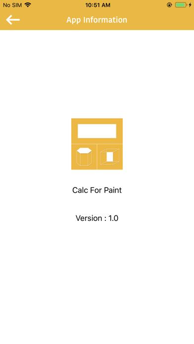 Calc For Paint 2019 screenshot 6