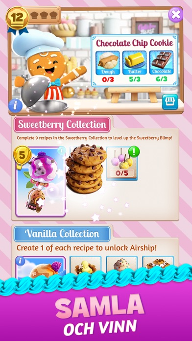 Cookie Jam Blast™ godis spel på PC