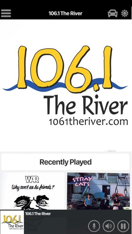 106.1 The River screenshot-3