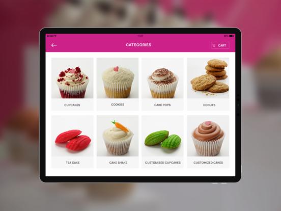 Haute Cupcakes Bahrain screenshot 2