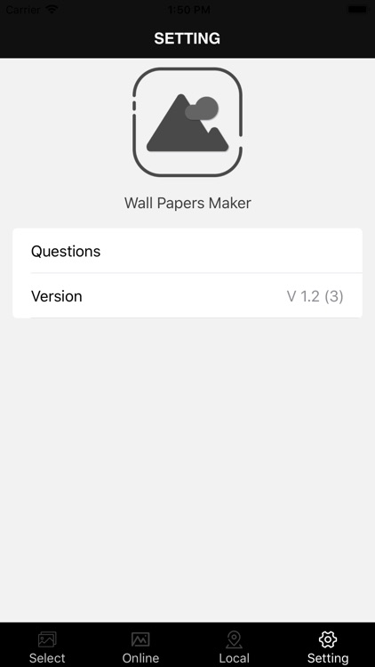 Wall Papers Maker