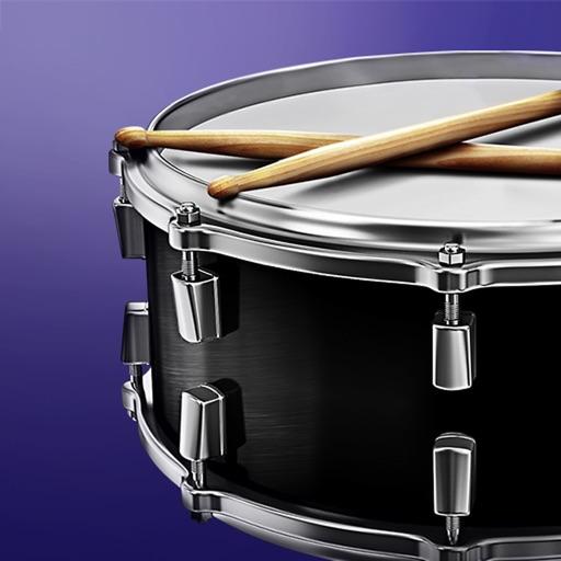 WeDrum - Drums; Real Drum Kit app logo