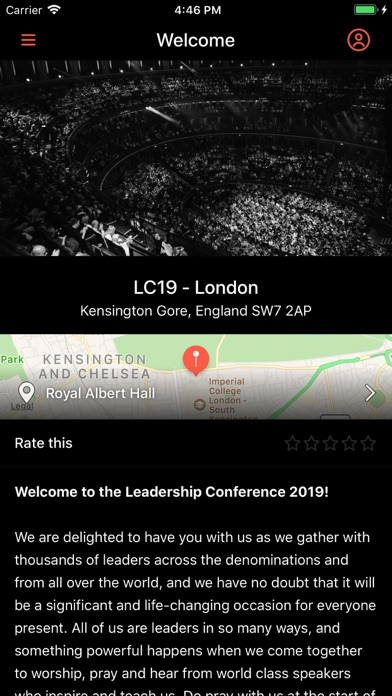 LC19 - Leadership Conference screenshot two