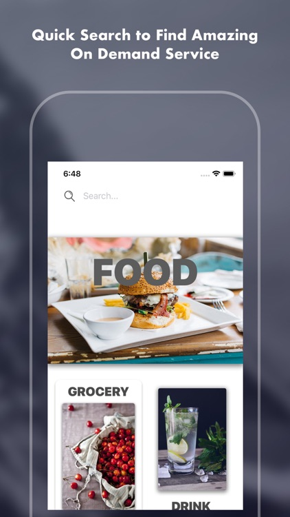 FOD - Food On Delivery