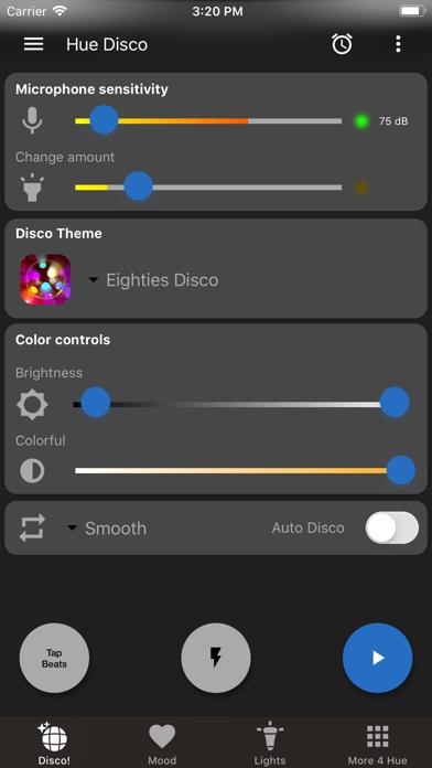 Hue Disco
