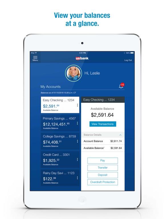 U S  Bank (TM) | App Price Drops