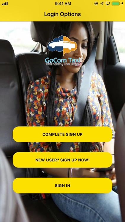 GoCom Driver screenshot-5
