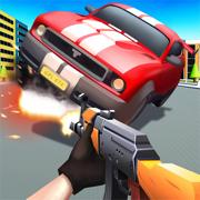 公路逃亡射击-枪战游戏