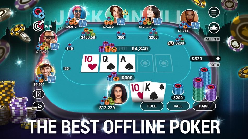Poker World Offline Poker Ios Games Appagg