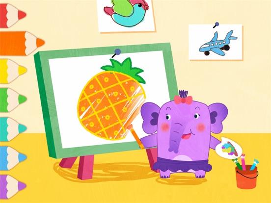 ベビーパンダの幼稚園ゲームのおすすめ画像3