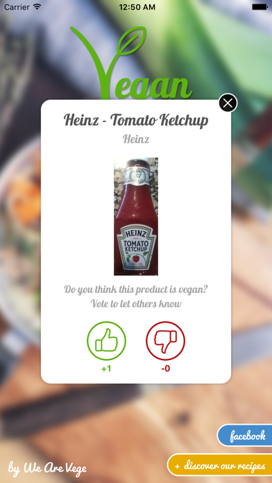 Vegan Pocket - Is it Vegan? Screenshot