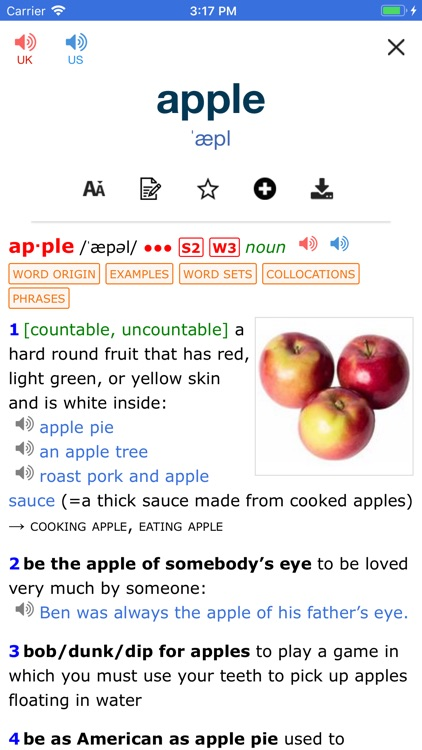 P2P Dictionary of English PRO screenshot-0
