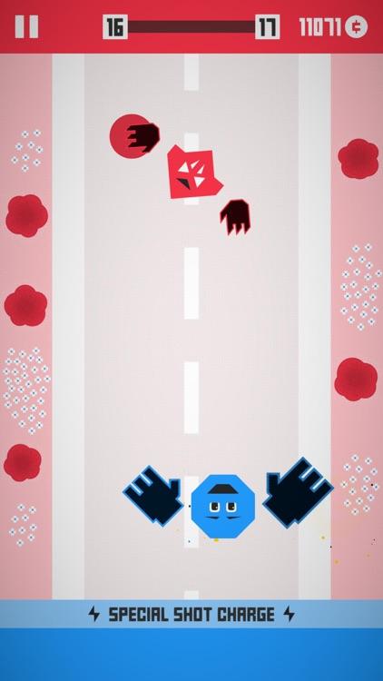 Dodgeball Duel screenshot-0