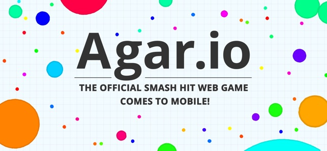 Agar io on the App Store