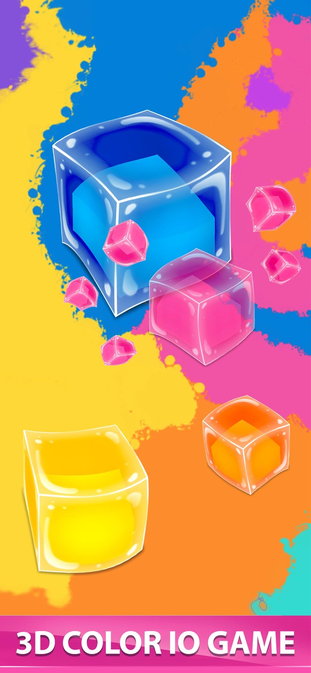 Slimes.io – 3D Color io game Cheat Codes