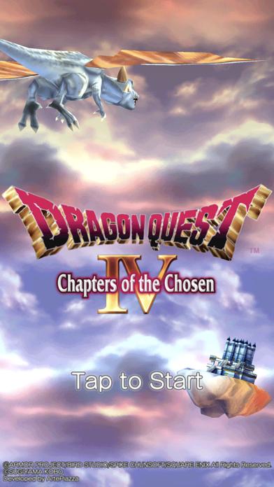 Скриншот №1 к DRAGON QUEST IV