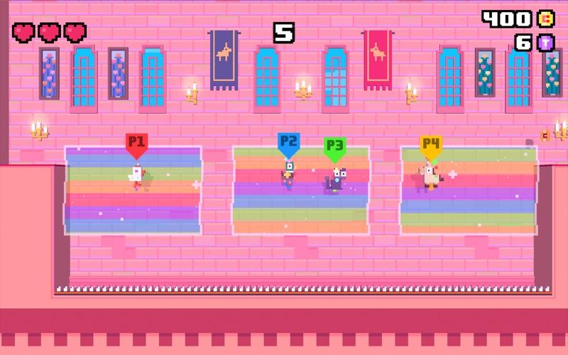 Crossy Road Castle screenshot 4