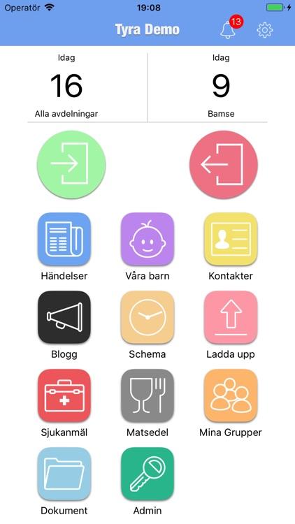 Tyra App