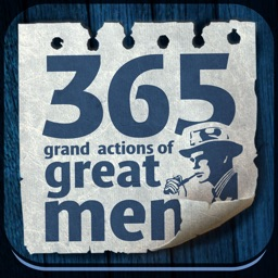 365 grand actions of great men