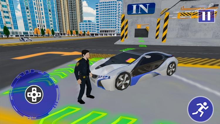 Multi-Storey Police Officer 3D screenshot-3