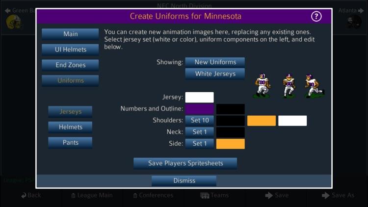 Pro Strategy Football 2020 screenshot-7