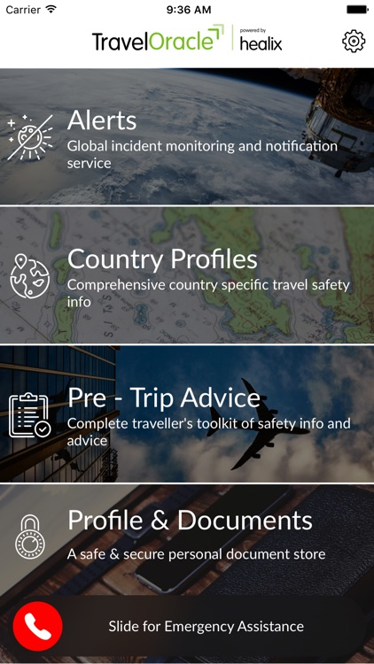 Travel Oracle screenshot-0