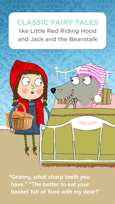 HOMER Stories: Kids Library app image