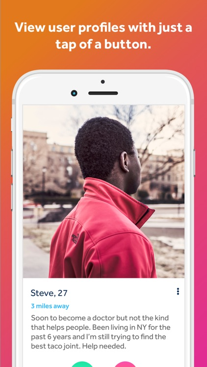 Color Dating App – Meet Me screenshot-2