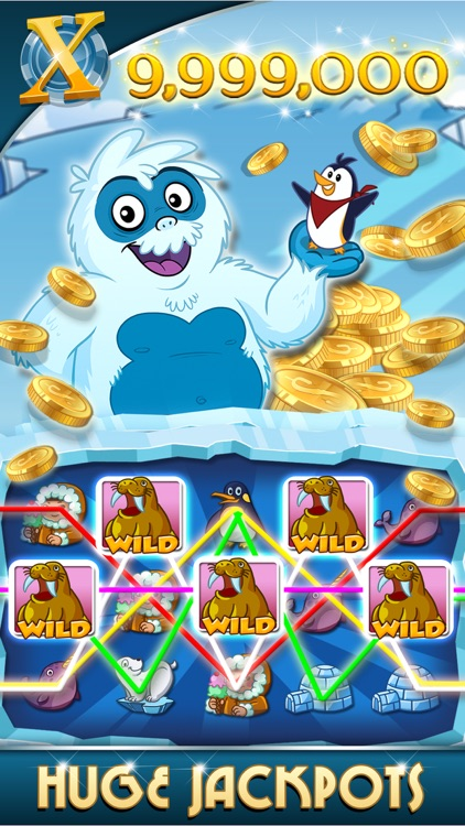 Casino X: Social Casino screenshot-1