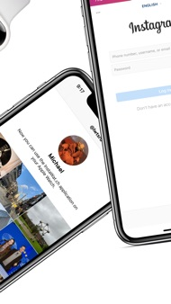 Photo Watch for Instagram feed iphone images