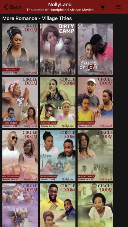 NollyLand - Nigerian Movies screenshot-9