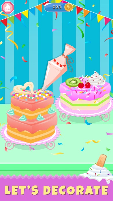 Ice Cream Cake Baker Shop screenshot #5