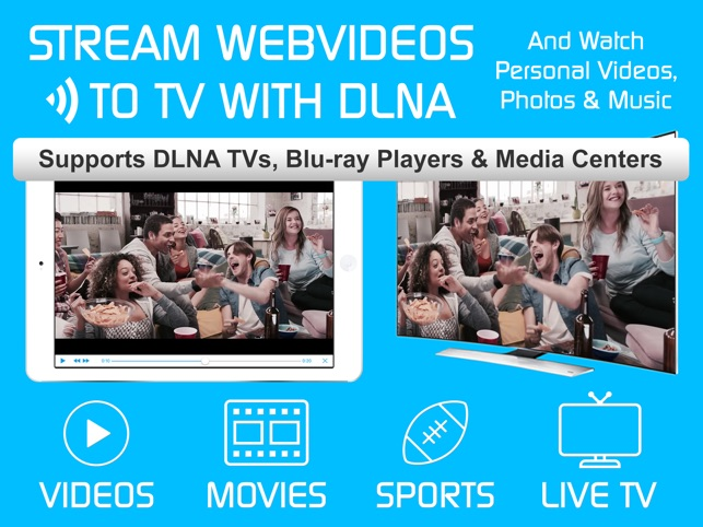 Video & TV Cast | DLNA UPnP HD on the App Store