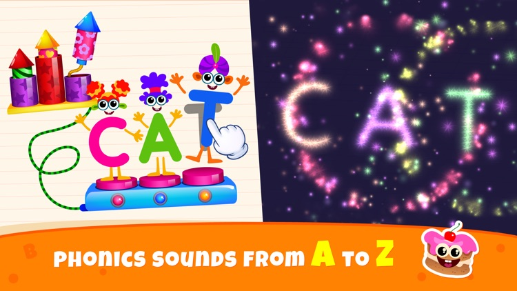 ABC Games for Kids to Reading screenshot-7