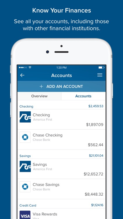 America First Credit Union screenshot-4