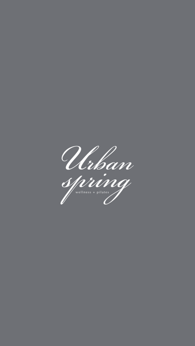 Urban Spring Pilates screenshot one