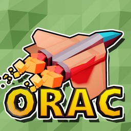 ORAC: On-Rails Air Combat