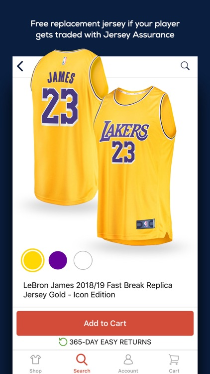 Fanatics: Gear for Sports Fans screenshot-5