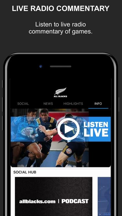 All Blacks Official screenshot-3