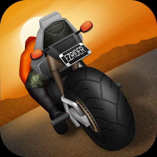 Highway Rider- rasante Motorradaction