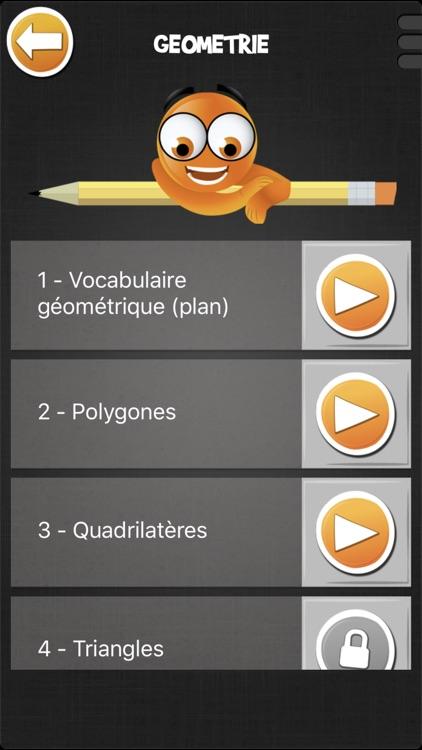 iTooch Maths CM2 screenshot-7