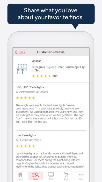 QVC Mobile Shopping (US) screenshot-4