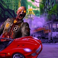 Activities of Zombie Hunter Car Racing