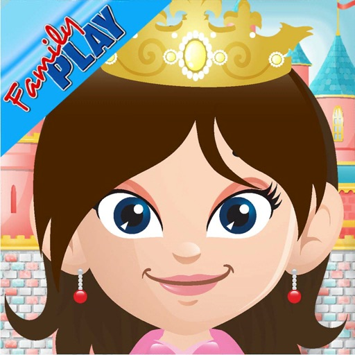 Princess Toddler Royal School iOS App